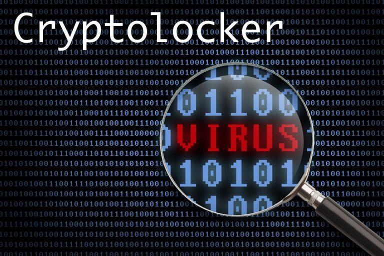 Virus Cryptolocker