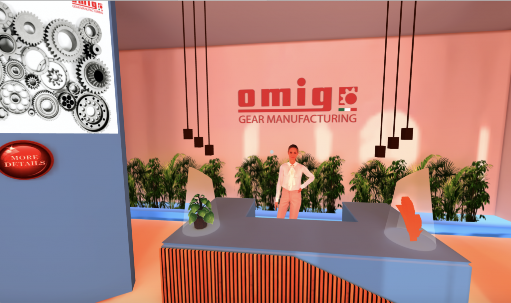 2020_10_14 - EIMA DIGITAL PREVIEW - Virtual Stand screenshot